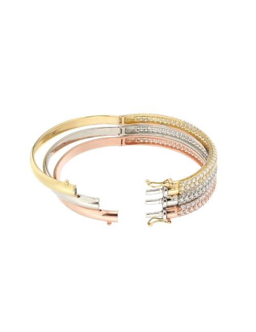 Bracelet Esclave 3Ors 18 Carats