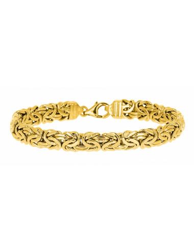 Bracelet Maille Royale En Or FEMME 750/1000