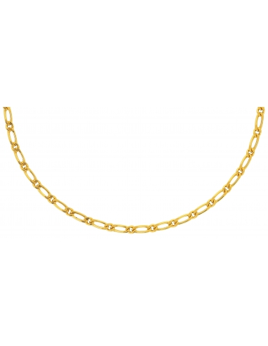 Collier Maille Haricot Or 18 carats
