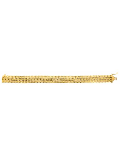 bijoux 750/1000 femme or jaune