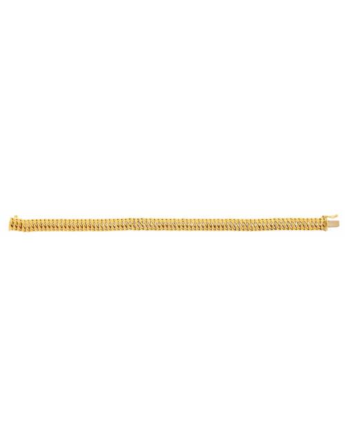 Bracelet bijoux femme 750/1000