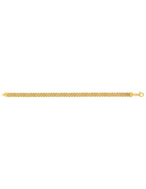 Bracelet Or jaune femme 18 carats