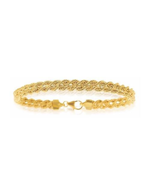bijoux femme 18 carats or jaune