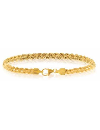 Bracelet Corde Double Or...