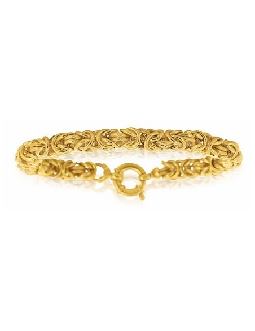 bracelet maille or jaune pas cher 750/1000