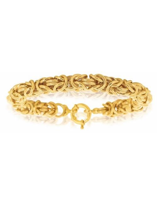 bijoux maille royale femme pas cher 18 carats