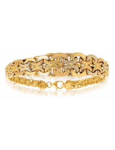 Bracelet fantaisie 18 carats