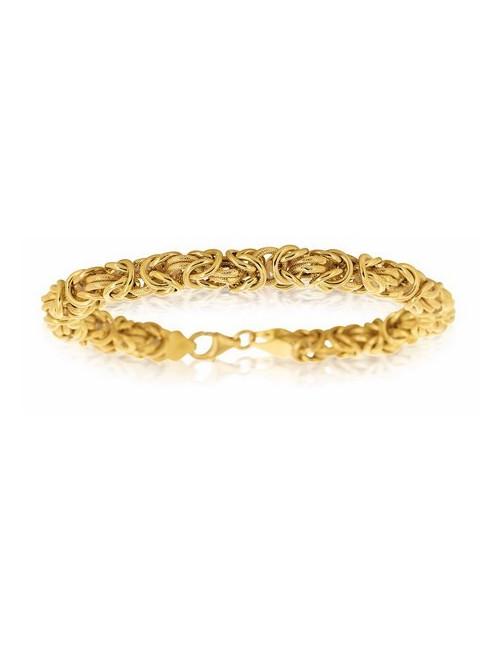 Bracelet maille bijoux pas cher 750/1000