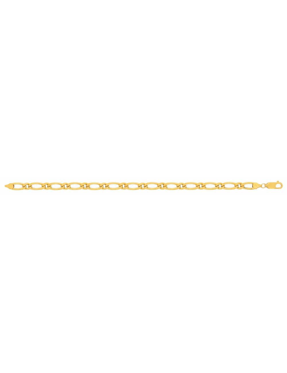 Bracelet Homme Or Jaune 750/1000