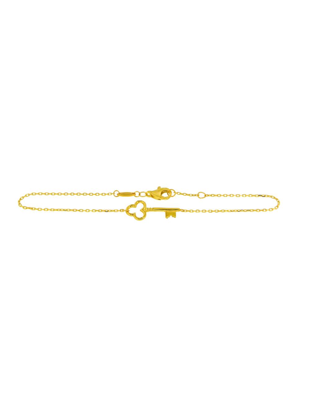 Bracelet femme clef