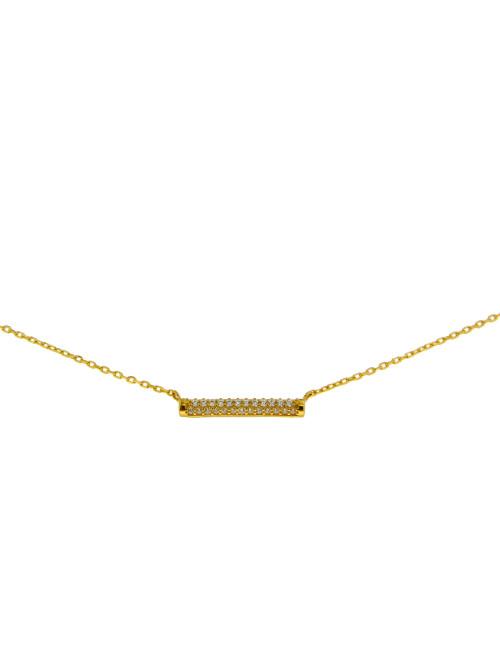 Collier 9k bijoux femme
