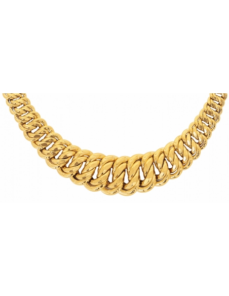 collier chute maille femme 750/1000