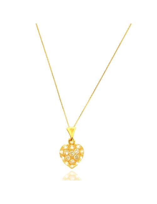 chaine offerte bijoux femme 750/1000