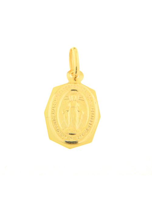 baptême enfant or jaune bijoux