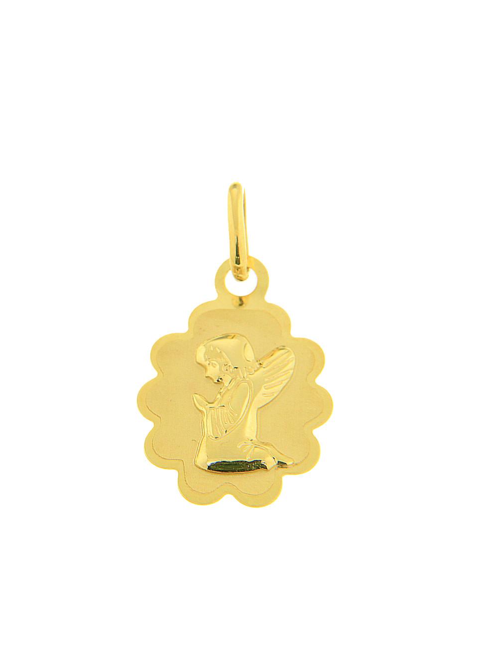 pendentif ange or enfant