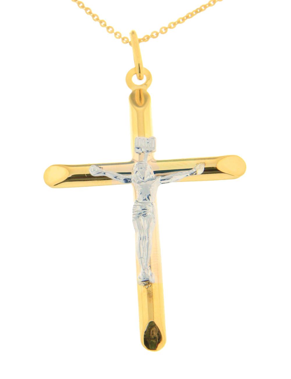 jésus pendentif croix