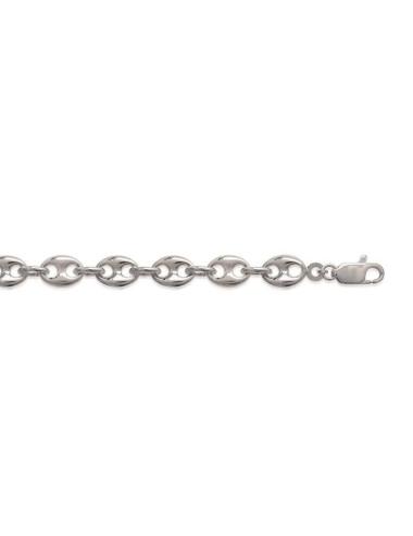 Bijou Argent pas cher bracelet grain de café