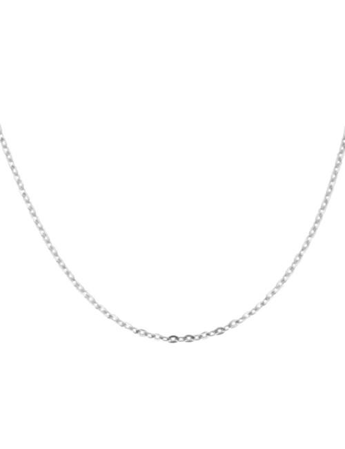 Pendentif Etoile De David Argent Et Zirconium + Chaine