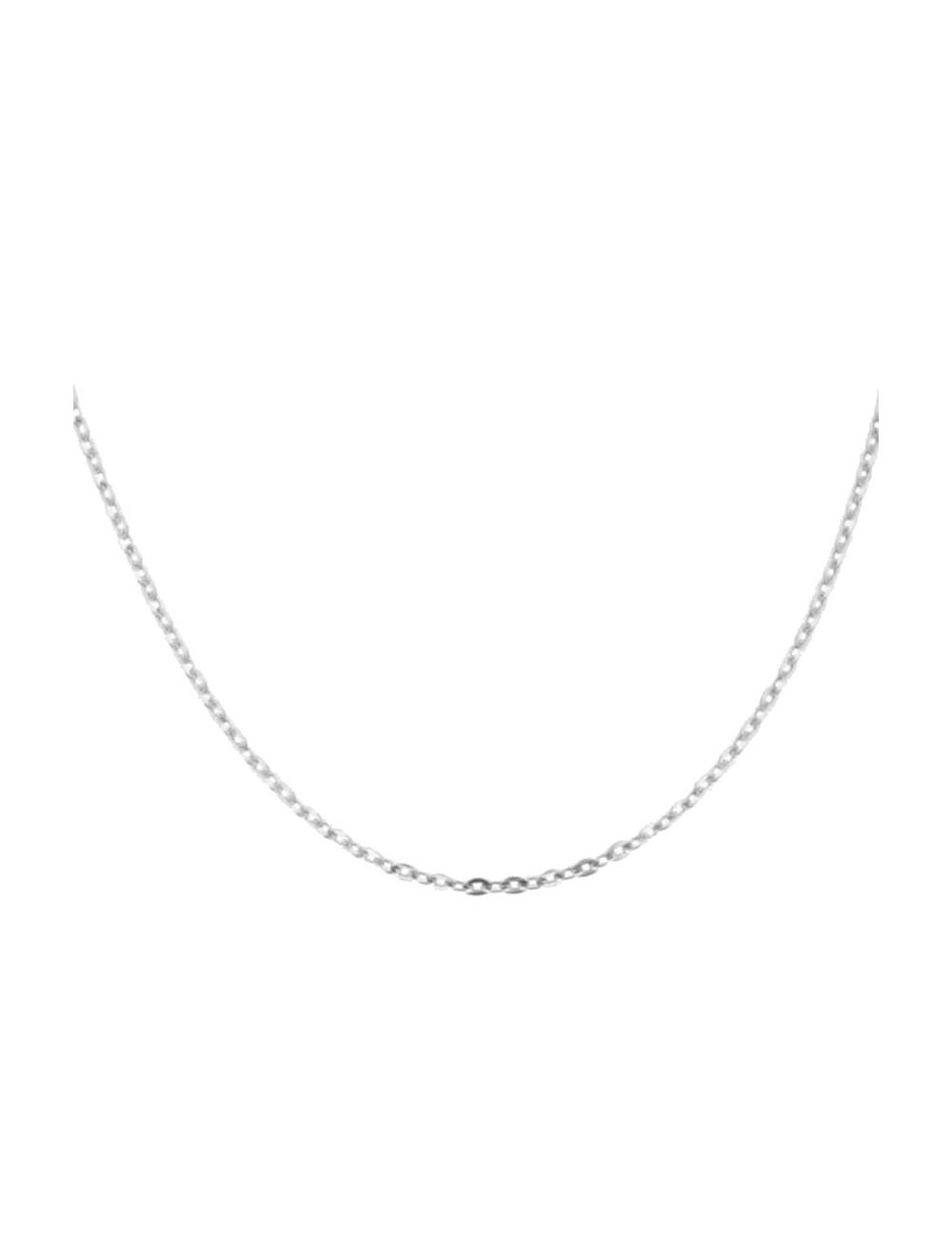 Pendentif Main Argent et Zirconium + Chaine