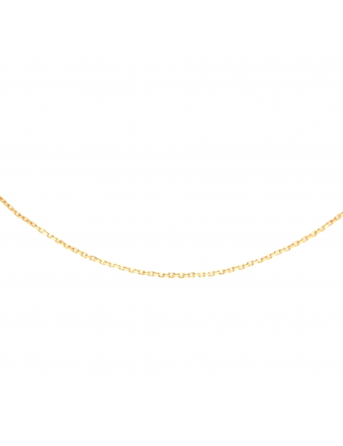 Pendentif Lion Or Bicolore 18 Carats + chaine